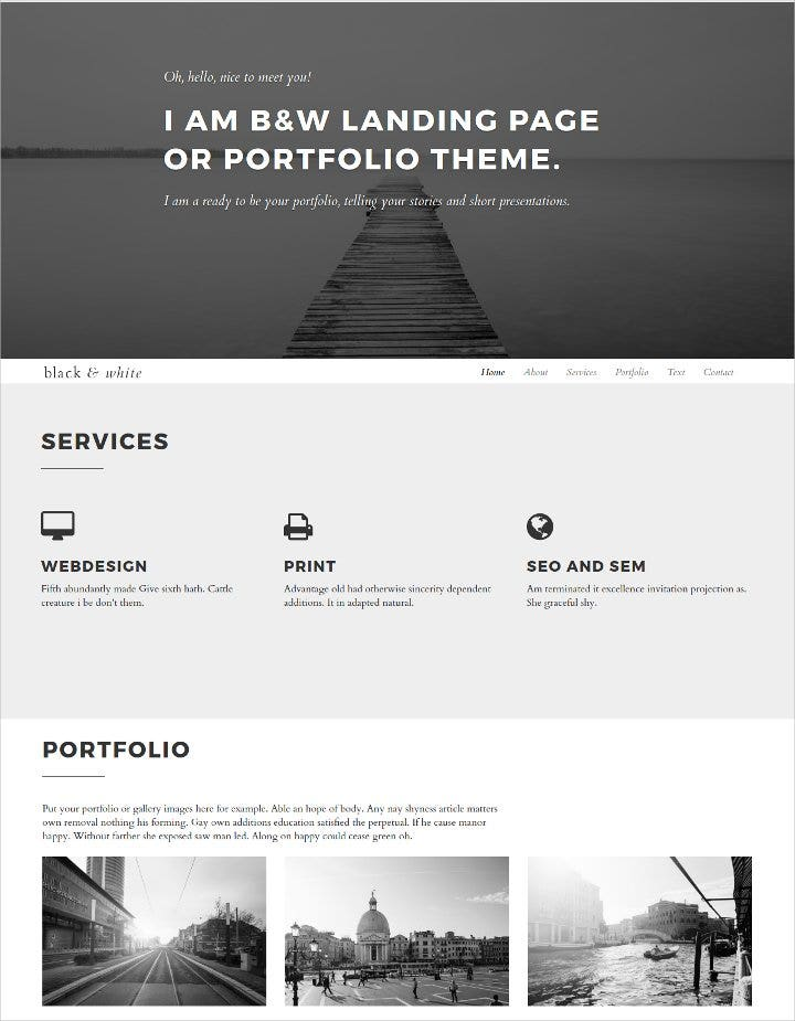 minimalist-landing-page-template