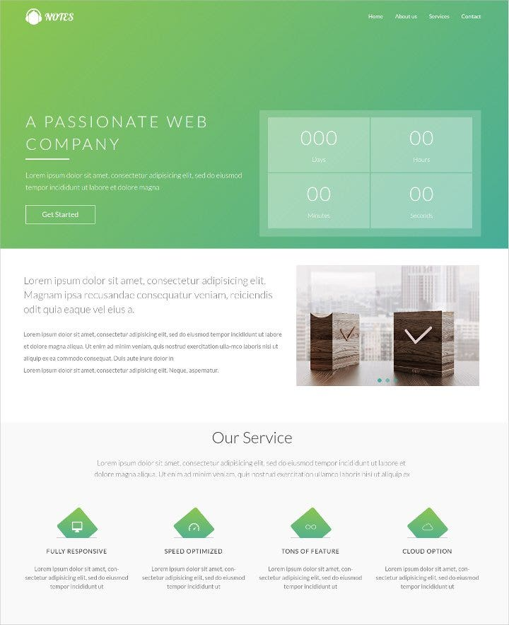 product-launching-page-template