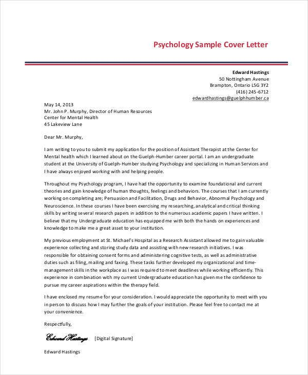 45  cover letter templates