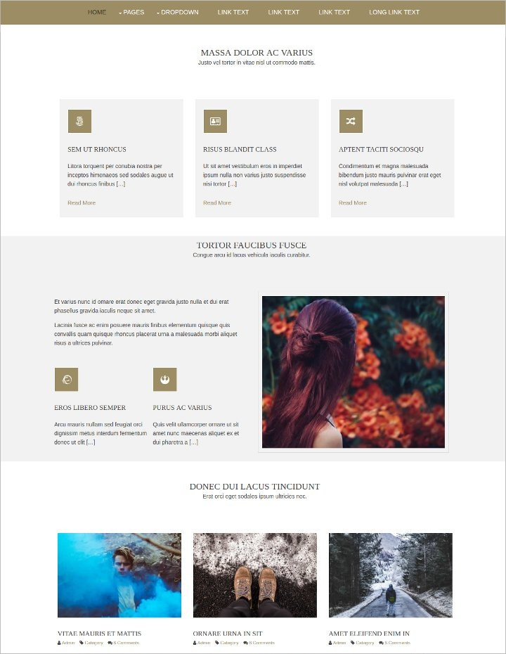 free-html-website-template