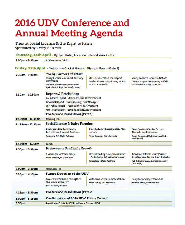 conference meeting agenda2