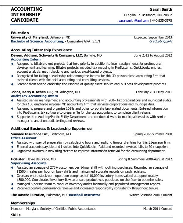 accounting internship report in accounting firms Accounting internship company profile: we are a privately owned company and provide operating lease (rental) finance for equipment (it, phone systems, security systems, etc.