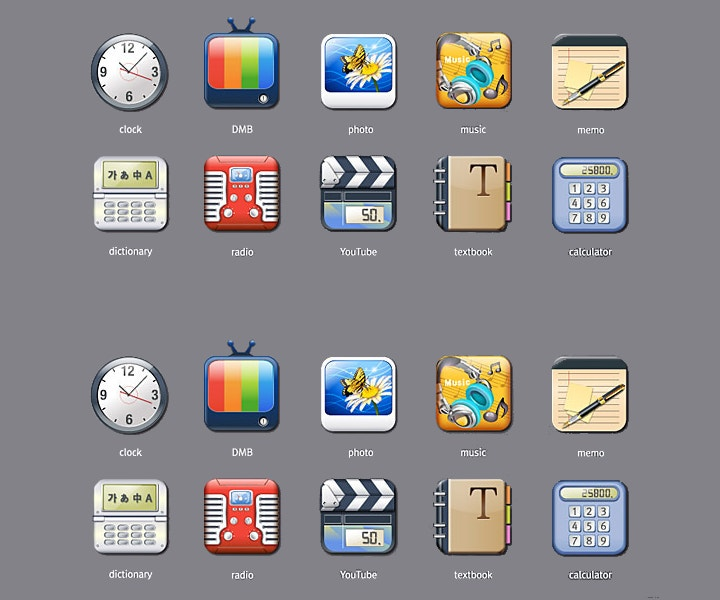apple-iphone-icons