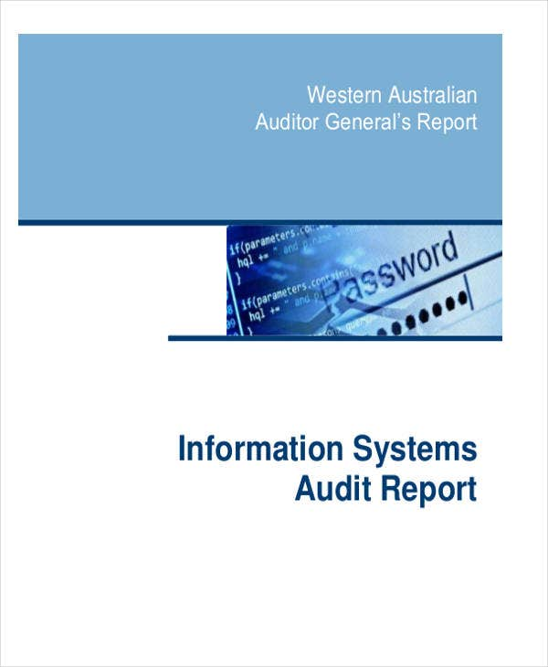 audit report5