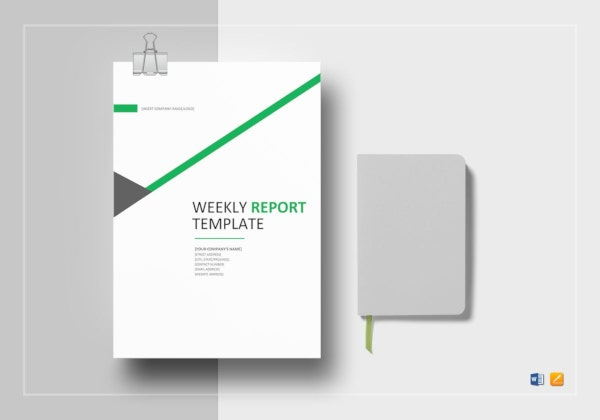 bt weekly report