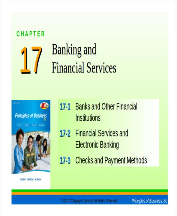 banking and finance powerpoint1