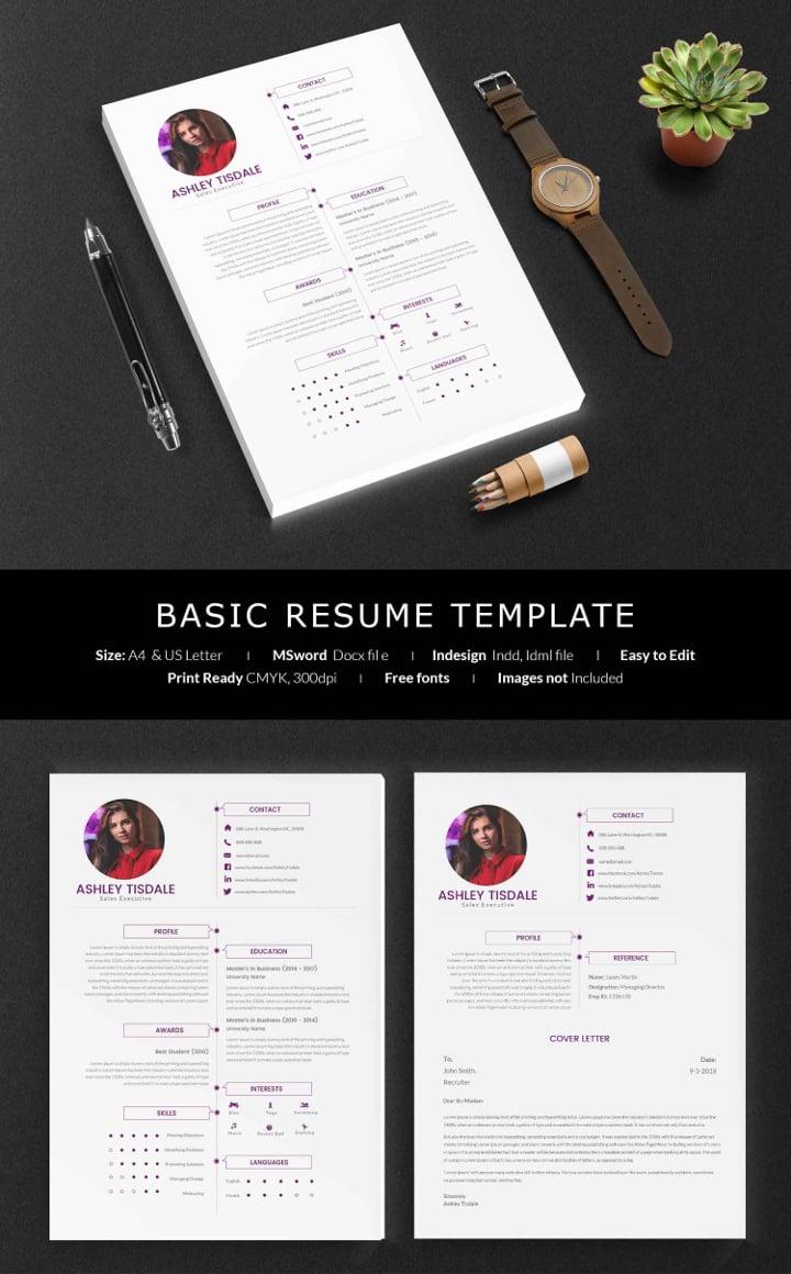 basic-resume-temlate