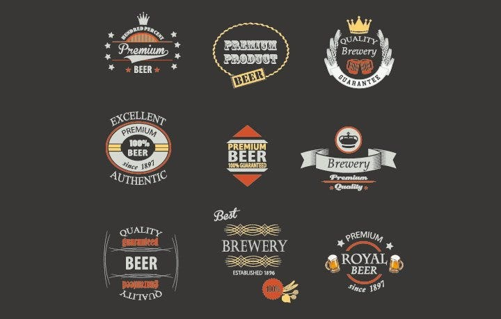 beer-label-with-badges