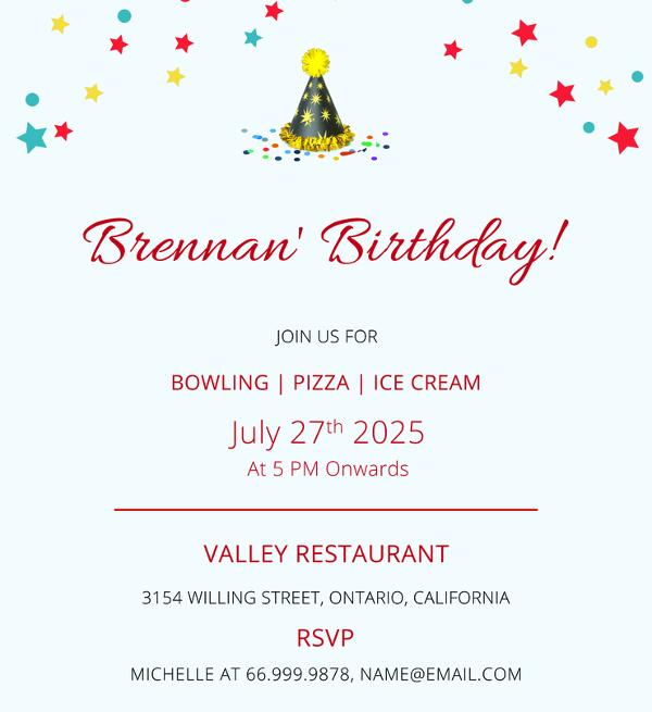36 birthday invitation designs psd ai free premium templates