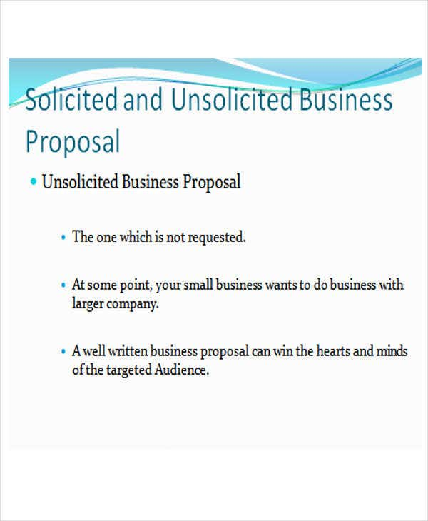 business proposal6