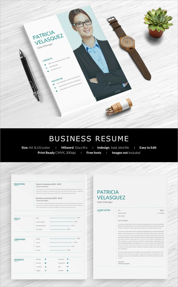 business-resume