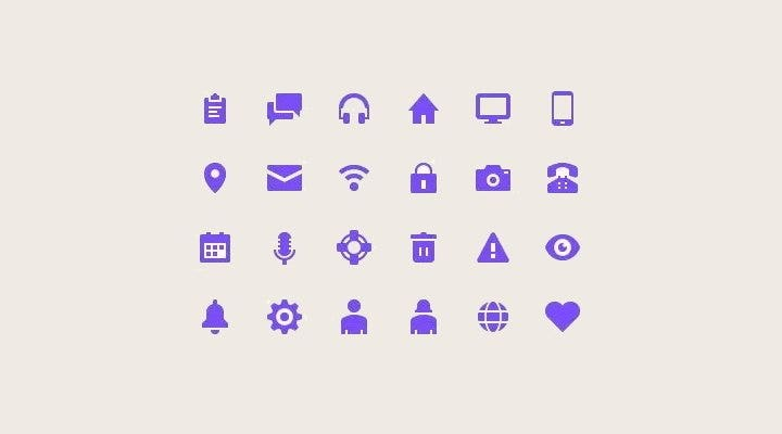 color filled ui icons1