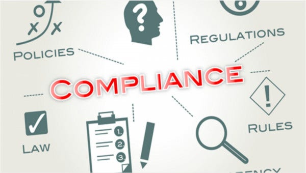 compliance report templates1