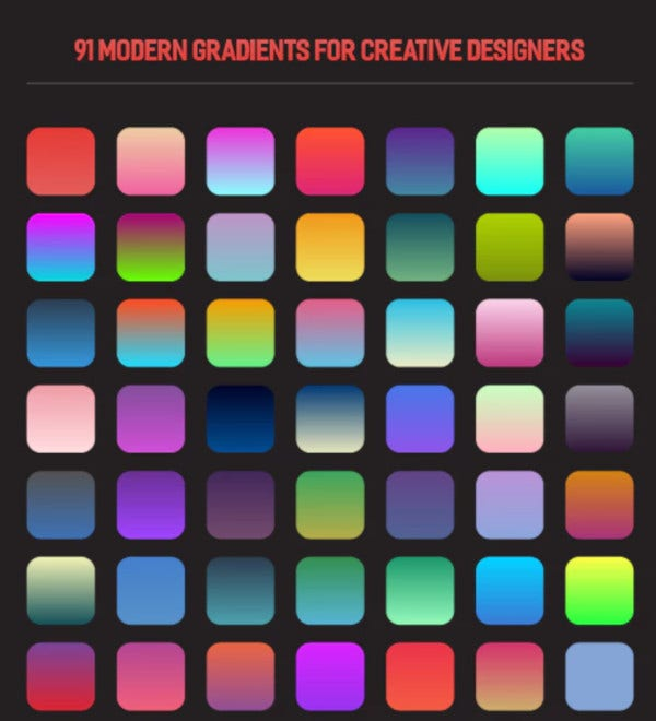 creative-gradient