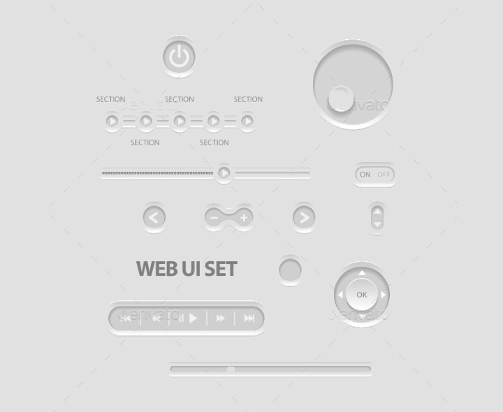 dark-web-ui-elements