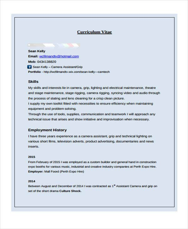 10+ Maintenance Resumes - Free Sample, Example Format Download