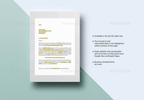 editable-employment-offer-letter-template