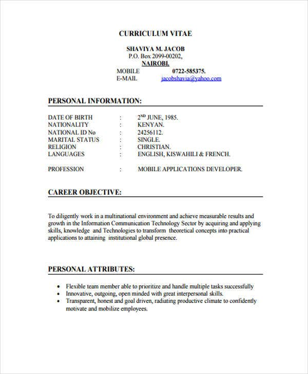 10  maintenance resume templates