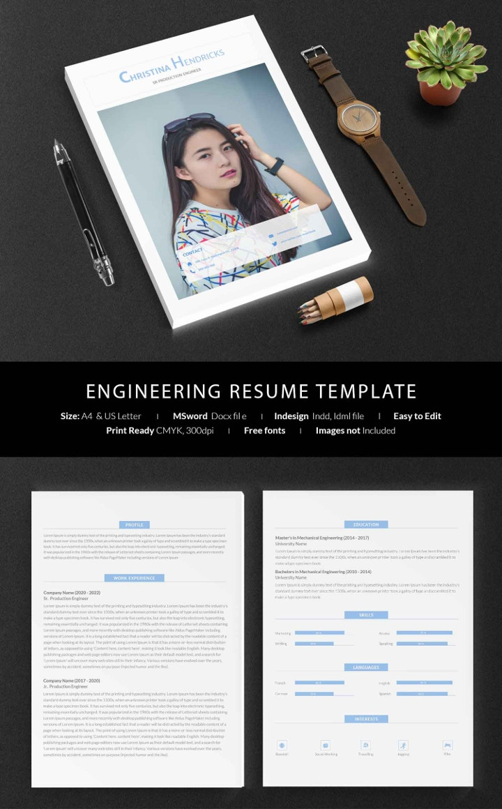 engineering-resume-template
