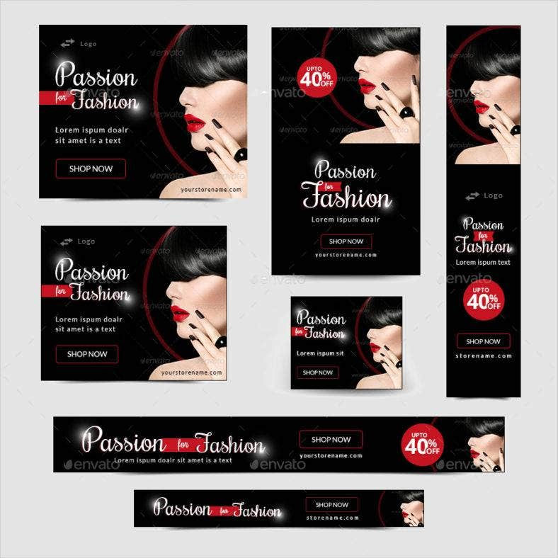 fashion banners 788x788