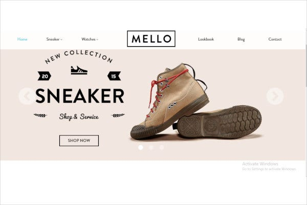 fashion store minimal shopify theme