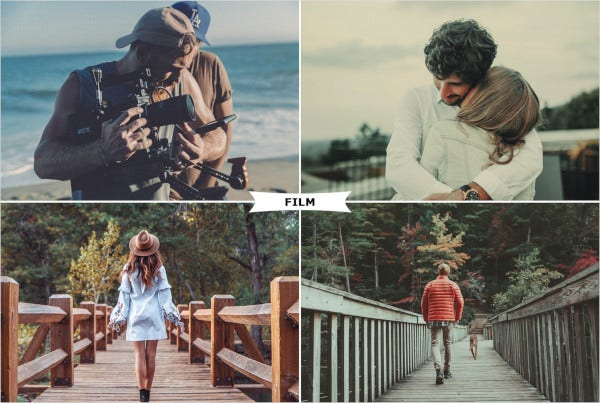 film photoshop actions1