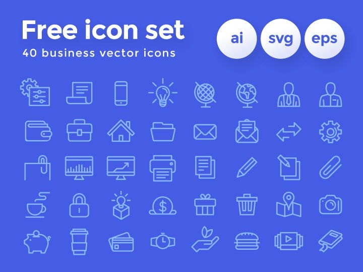 free-business-vector-icons