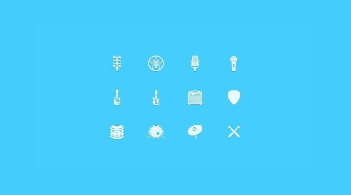 free-psd-music-icons