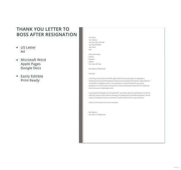 free-thank-you-letter-to-boss-after-resignation-template
