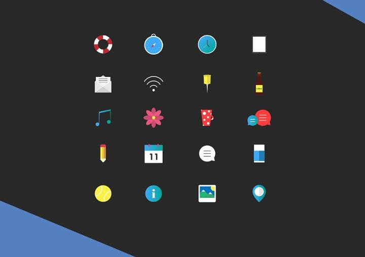 free-vector-flat-icons