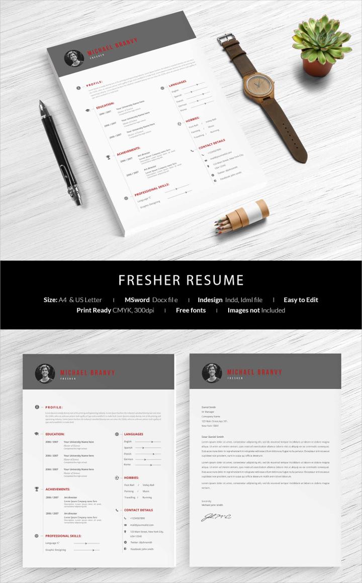fresher-resume