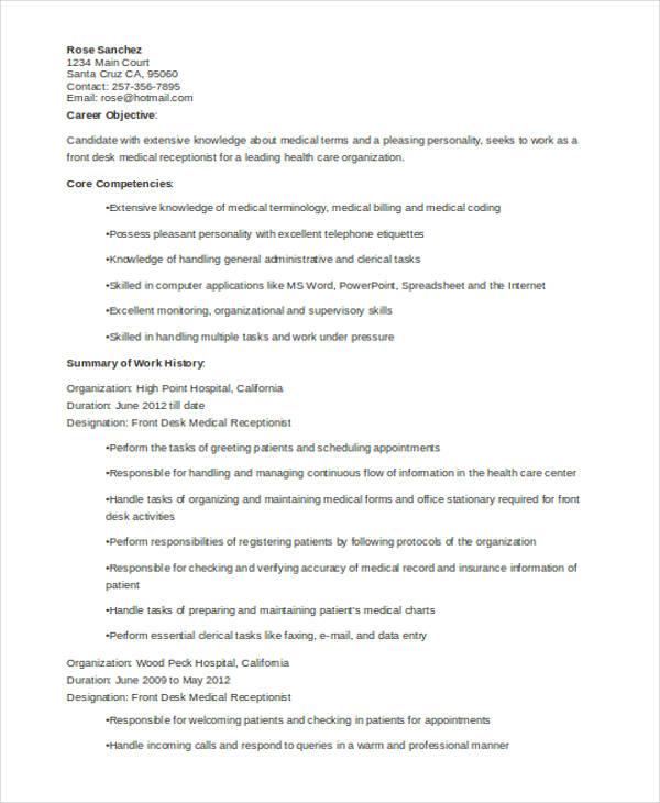 Resume Format Templates  Free  Premium Templates