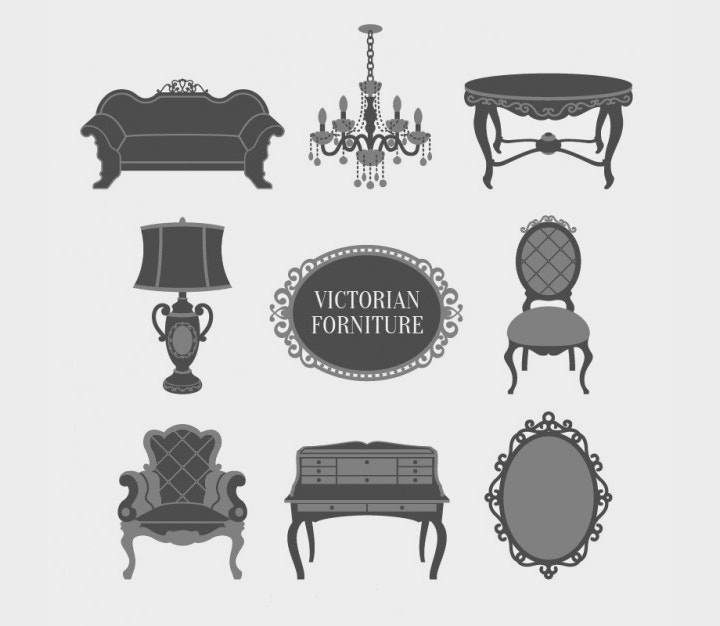 furniture-icons-set