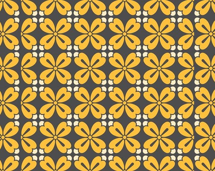 geometric-floral-pattern