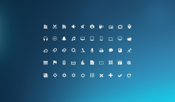 glyphs-icon-psd