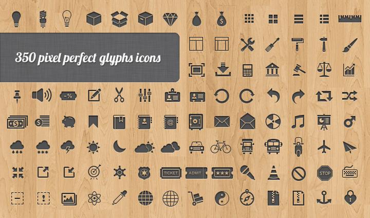 glyphs-web-icons
