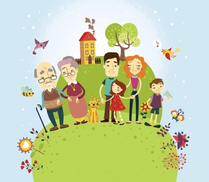 happy-family-illustration