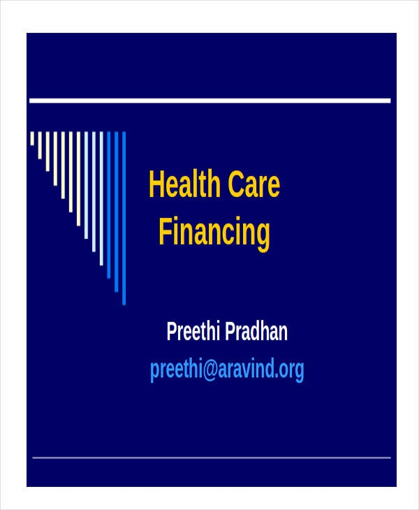 health care finance1