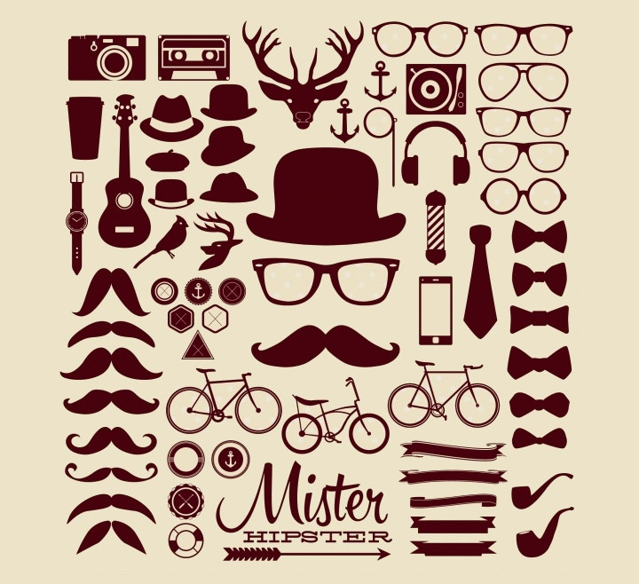 hipster-icons-collection