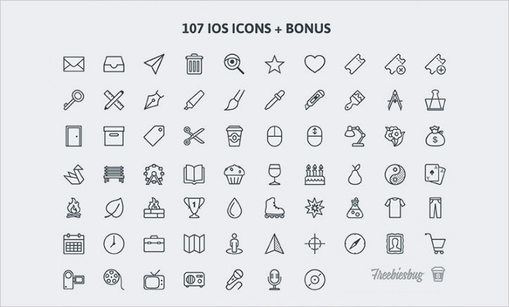 icons-for-ios
