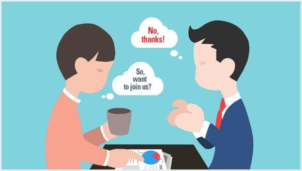 job refusal letter examples