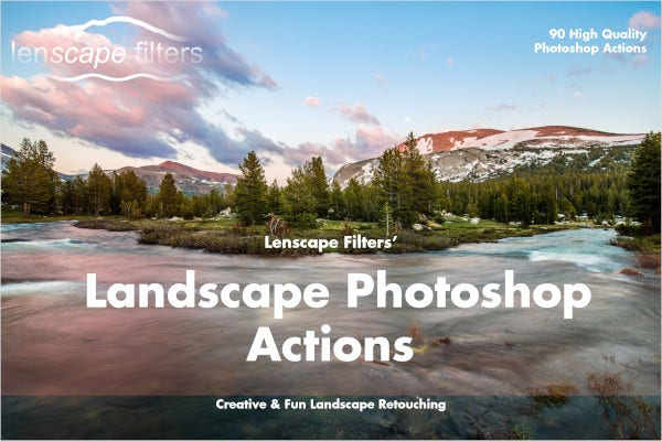 landscape photoshop actions1