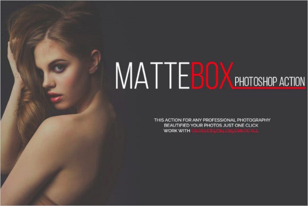 matte photoshop action1