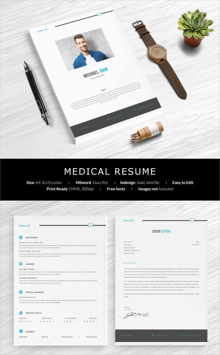 medical-resume