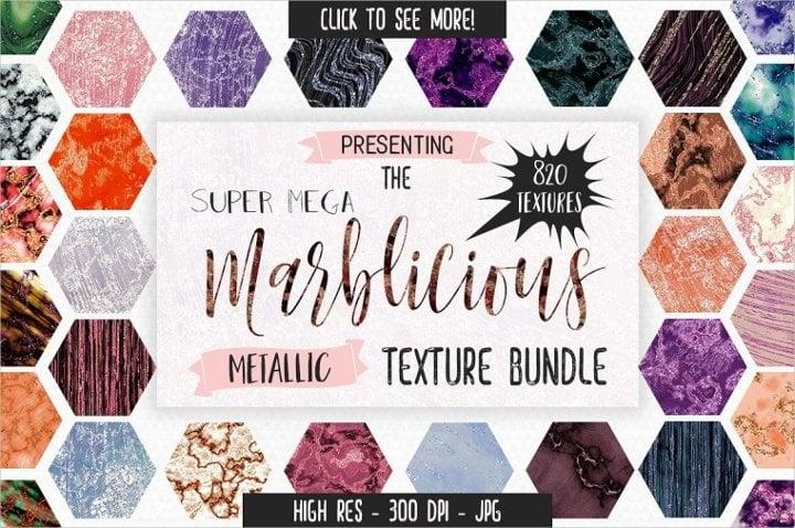 metallic-marble-texture