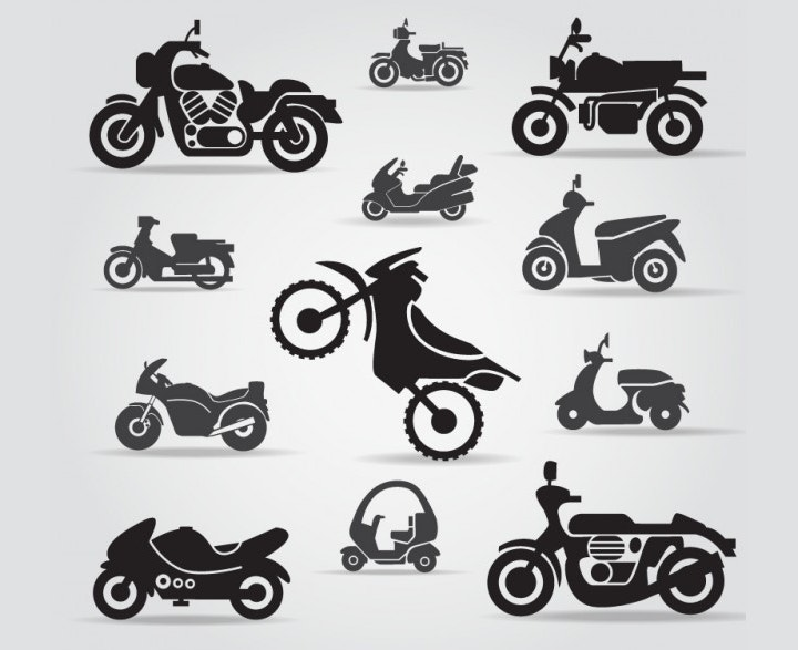 motorcycle-icons