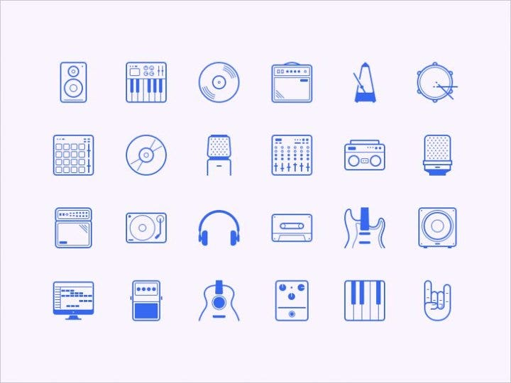 music-studio-icons1