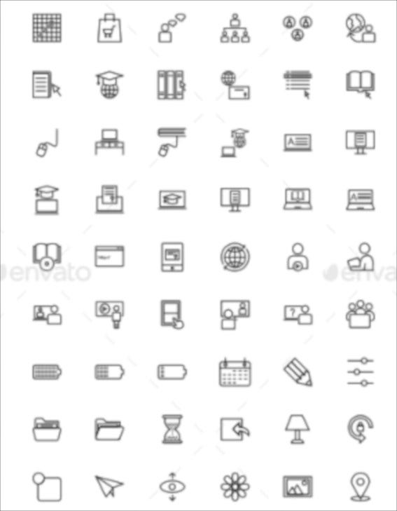 network-icon-set