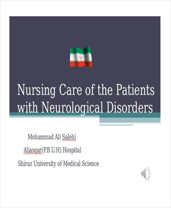 neurological nursing powerpoint