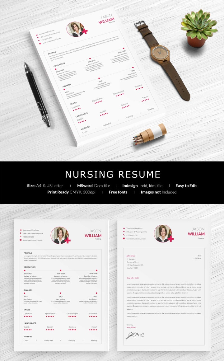 nursing-resume